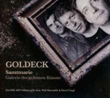 Goldeck: Samtmarie-Galerie Der Schönen Künste, CD