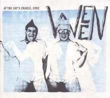 Ween: At The Cat's Cradle 1992 (CD + DVD), 1 CD und 1 DVD