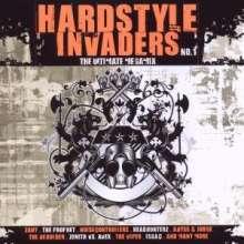 Hardstyle Invaders Vol. 1, 2 CDs