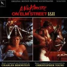 Filmmusik: A Nightmare On Elm Street I & II, CD