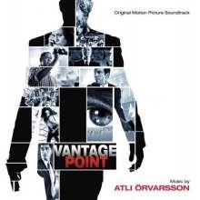 Filmmusik: 8 Blickwinkel (Vantage Point), CD
