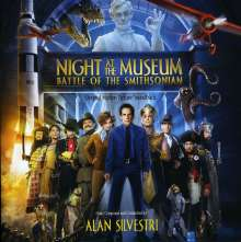 Filmmusik: Nachts im Museum 2 (Night At The Museum: Battle Of The...), CD