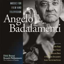 Angelo Badalamenti: Filmmusik: Music For Film And Television, CD