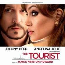 Filmmusik: The Tourist, CD