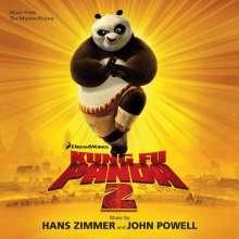 Hans Zimmer & John Powell: Filmmusik: Kung Fu Panda 2, CD