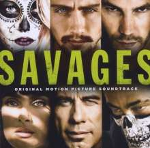 Filmmusik: Savages, CD
