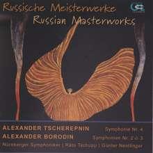 Alexander Borodin (1833-1887): Symphonien Nr.2 & 3, CD