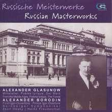 Alexander Glasunow (1865-1936): Aus dem Mittelalter - Suite op.79, CD