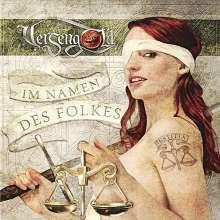 Versengold: Im Namen des Folkes, CD