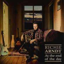 Richie Arndt: At The End Of The Day, CD