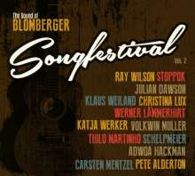 The Sound Of Blomberger Soundfestival Vol.2, CD