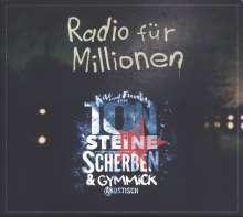 Kai und Funky von Ton Steine Scherben & Gymmick: Radio für Millionen, 2 CDs