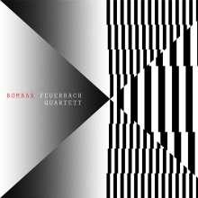 Feuerbach Quartett: Bombax, CD
