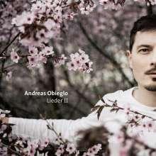 Andreas Obieglo: Lieder II, CD