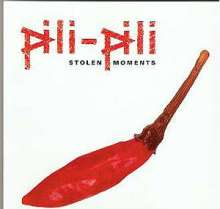 Pili Pili: Stolen Moments, CD