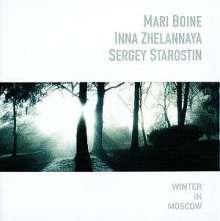 Mari Boine: Winter In Moscow, CD