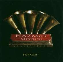 Hazmat Modine: Bahamut, CD