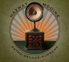 Hazmat Modine: Extra-Deluxe-Supreme (180g) (Limited Edition), LP