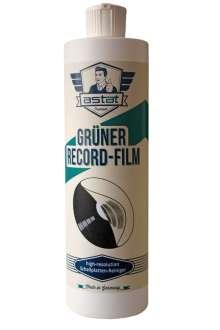 """ASTAT Premium-Schallplattenreiniger """"Grüner Record-Film"""" (500ml Nachfüllflasche), Zubehör"""