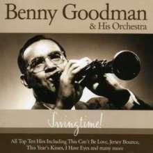 Benny Goodman (1909-1986): Swing Time, CD