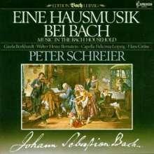 Eine Hausmusik bei Bach, CD