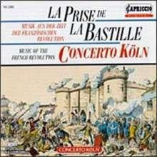 La Prise de la Bastille, CD