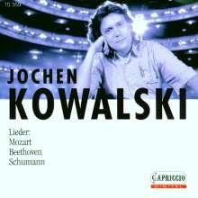 Jochen Kowalski singt Lieder, CD