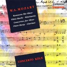 Wolfgang Amadeus Mozart (1756-1791): Klarinettenkonzert KV 622, CD
