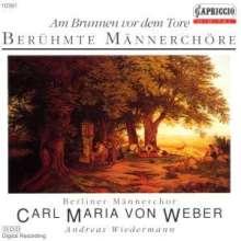 """Berliner Männerchor """"Carl Maria von Weber"""", CD"""