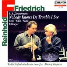 Reinhold Friedrich spielt Trompetenkonzerte, CD