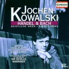 Jochen Kowalski singt Arien v. Händel & Bach, CD