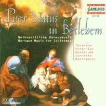 Puer natus est - Barocke Weihnachtsmusik, CD