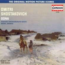 Dmitri Schostakowitsch (1906-1975): Filmmusik, CD
