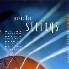 Budapest Strings - Music for Strings, CD