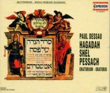 Paul Dessau (1894-1979): Hagadah shel Pessach (Oratorium), 2 CDs