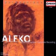 Sergej Rachmaninoff (1873-1943): Aleko, CD
