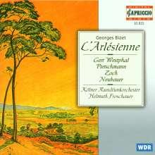Georges Bizet (1838-1875): L'Arlesienne op.23, CD