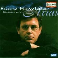 Franz Hawlata singt Verdi-Arien, CD