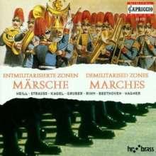 HR Brass - Entmilitarisierte Zonen-Märsche, CD