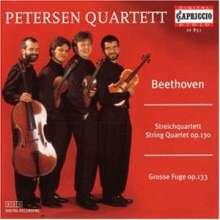 Ludwig van Beethoven (1770-1827): Streichquartett Nr.13, CD