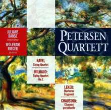 Petersen Quartett, CD