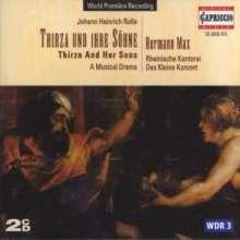 Johann Heinrich Rolle (1716-1785): Thirza und ihre Söhne, 2 CDs