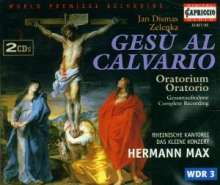 Jan Dismas Zelenka (1679-1745): Gesu al Calvario (Oratorium ZWV 62), 2 CDs
