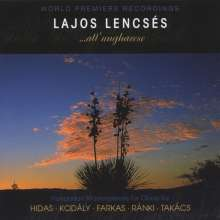 Lajos Lencses - All Ungharese, CD
