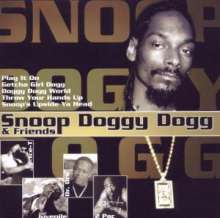 Snoop Doggy Dogg & Friends, CD