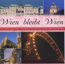 Wien bleibt Wien, CD