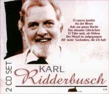 Karl Ridderbusch singt Arien & Lieder, 2 CDs