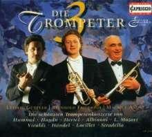 Die 3 Trompeter, 2 CDs