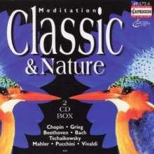 Meditation Classic & Nature, 2 CDs