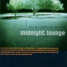 Chillout Classics - Midnight Lounge, 2 CDs